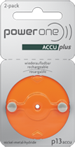 PowerOne Accu Plus Batteries