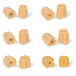 Comply Canal Tips, Slim, 3