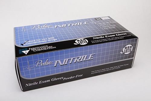 Nitrile Gloves, Medium, 200/pkg