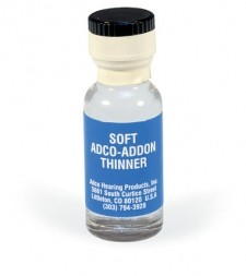 Soft ADCO Addon Thinner, half-oz bottle