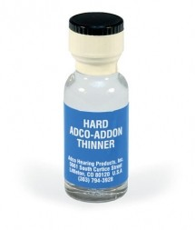 Hard ADCO Addon Thinner, half-oz bottle