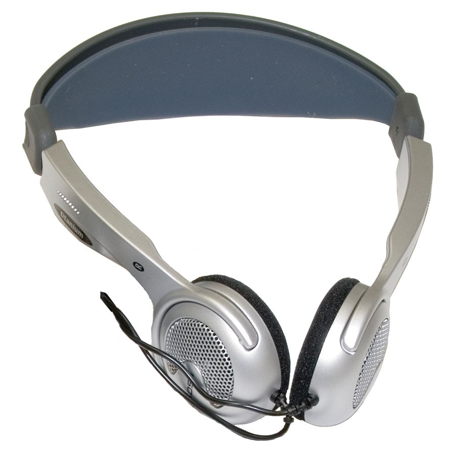 E-Scope Traditional Headphones