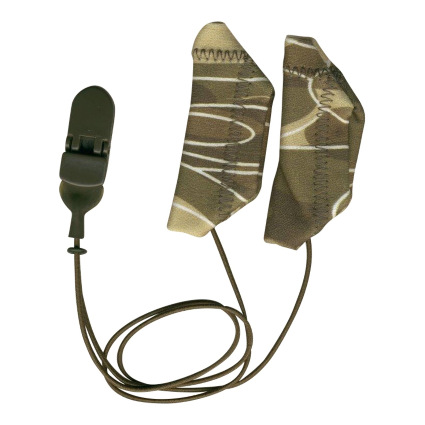 Cochlear, Binaural (dual), with cord, Camo