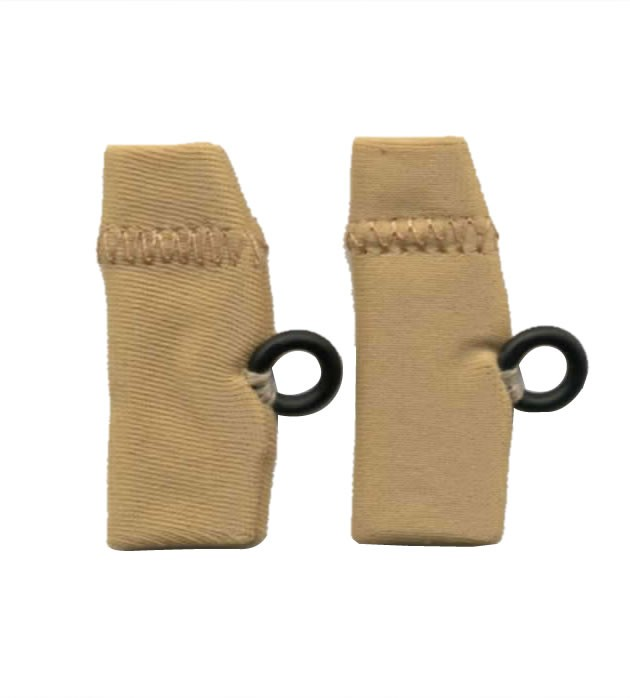 Mini Squared, Beige, Binaural (dual), without cord, for eyeglasses
