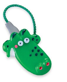 Critter Clips - Croc O'Dile