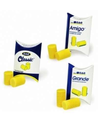 E-A-R FOAM EARPLUGS