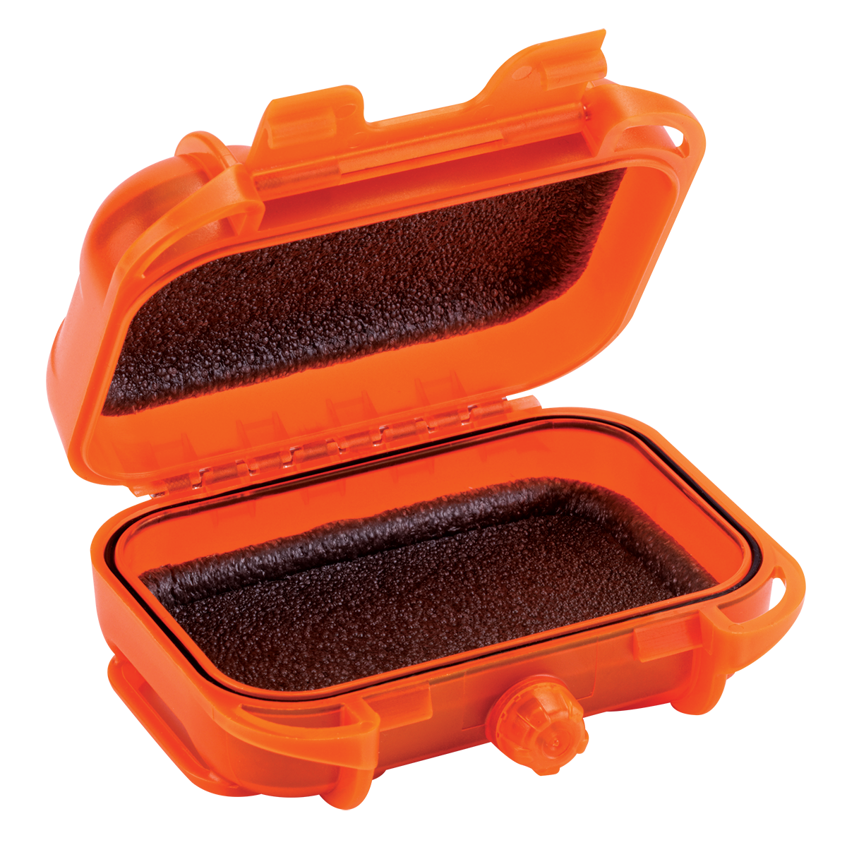 Mini Monitor Vault II Case - Orange