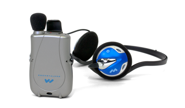 PockeTalker Ultra R/W Headphone