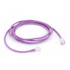 Nylon Cord with Pop Ends, Purple