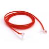 Nylon Cord with Screw Ends, Orange