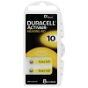 Duracell Activair Batteries Size 10