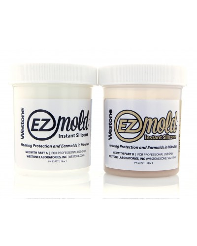 EZ Mold 4oz Tub Set - Beige