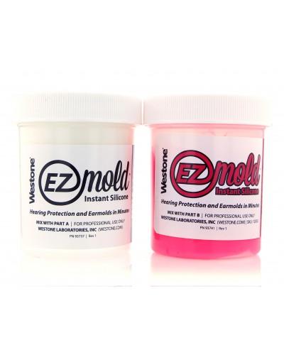 EZ Mold 4oz Tub Set - Pink