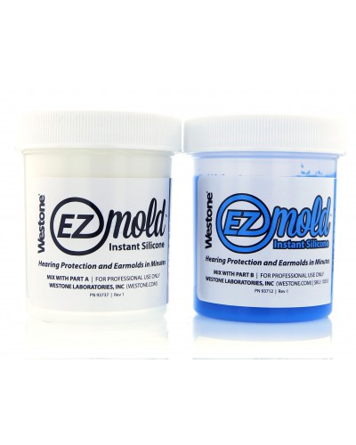 EZ Mold 4oz Tub Set - Blue
