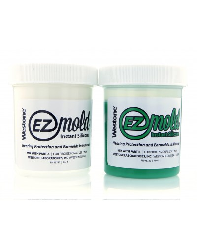 EZ Mold 4oz Tub Set - Forest Green