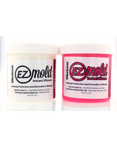 EZ Mold 8oz Tub Set - Pink