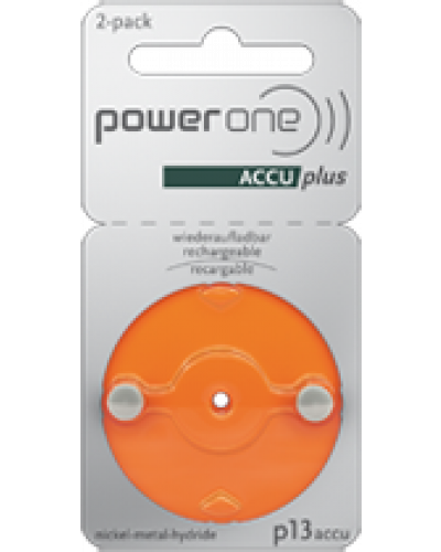 PowerOne Accu Plus Batteries