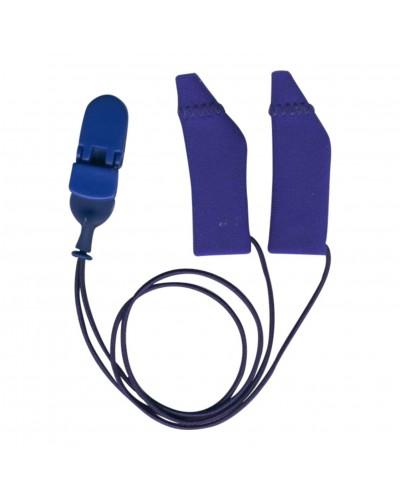 Original, Binaural (dual), with cord, Royal Blue