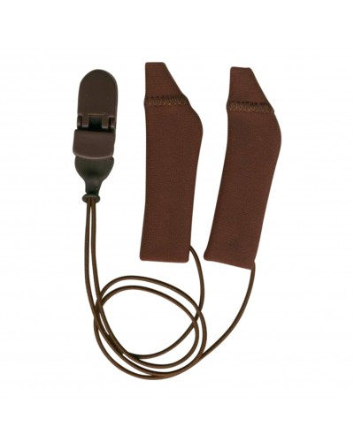 FM System, Binaural (dual), with cord, Brown