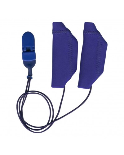 Cochlear, Binaural (dual), with cord, Royal Blue