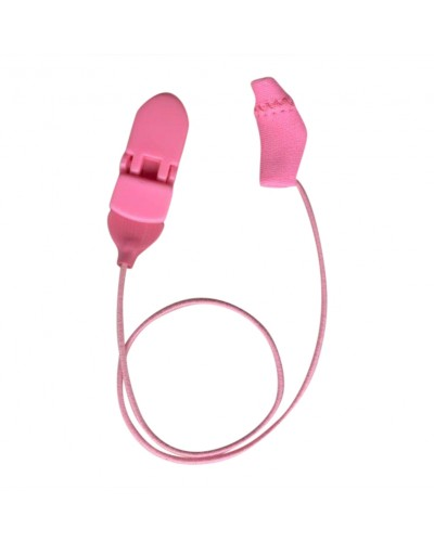 Micro, Monaural (single), with cord, Pink