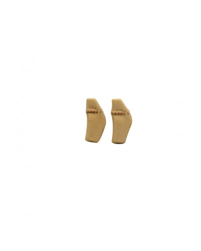 Micro, Beige, binaural (dual), without cord, for eyeglasses