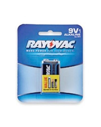 Rayovac 9 V Batteries
