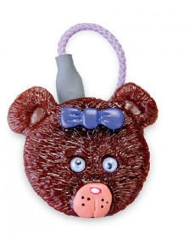 Critter Clips - Hon E. Bear
