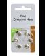 Varta Mercury-Free Private Label Batteries - Size 312