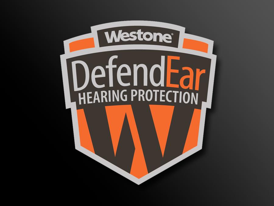 Westone DefendEar Badge