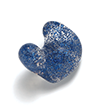W-1 Glitter Blue