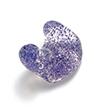 W-1 Glitter Purple