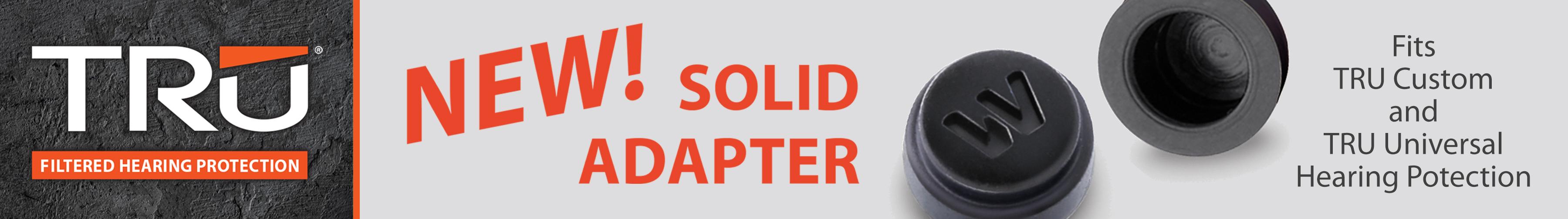 Westone TRU Solid Adapter