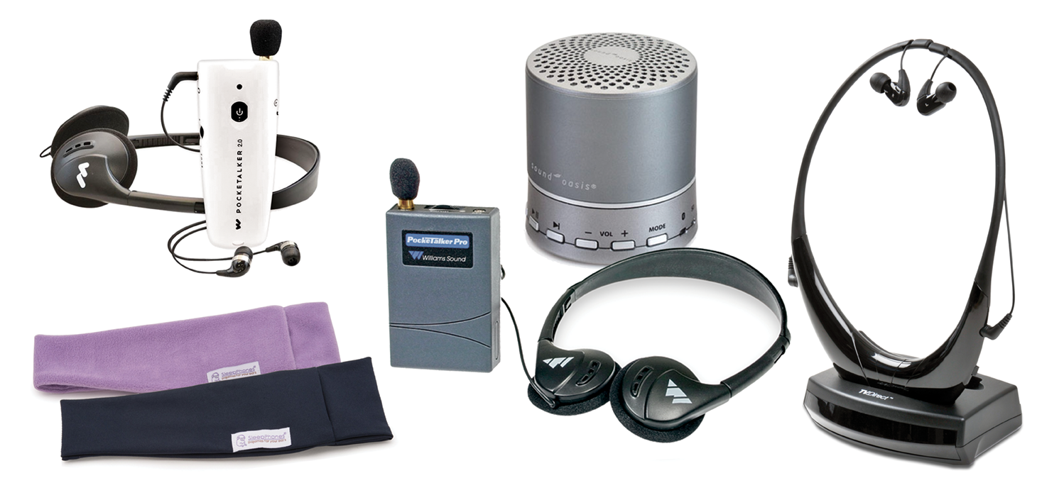 Assisted Listening Devices from Westone