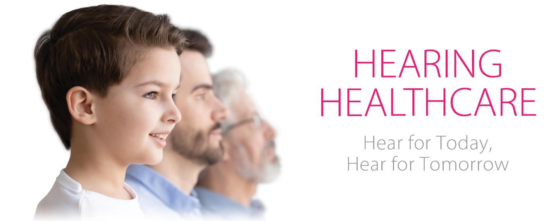 Westone Hearing Health Care = Hear Today, Hear Tomorrow