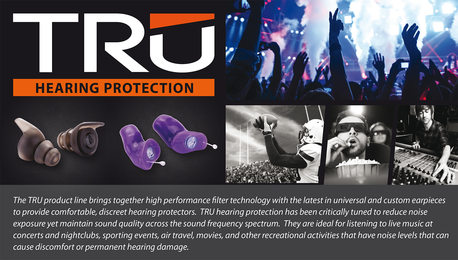 TRU Hearing Protection