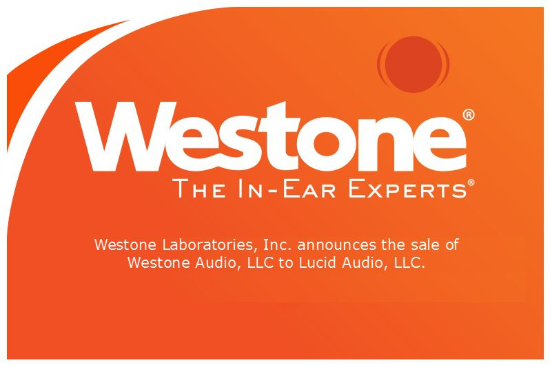 Westone Press Release - Westone Audio