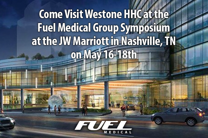 Visit Westone at the 2019 Shot Show - Sands Expo Center in Las VegasColorado Springs, CO – January 11, 2019 - Westone, the leader in Hearing Health Care products and supplies, in-ear monitoring technology and hearing protection, will be attending the Fuel Medical Group Symposium at the JW Marriott