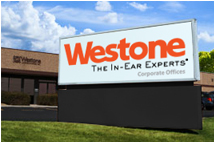 Westone Laboratories logo