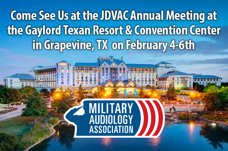 Come See Us at the JDVAC Annual Meeting at the Gaylord Texan Resort & Convention Center