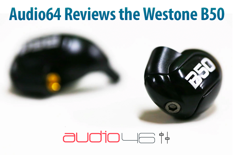Audio46 Reviews the B50