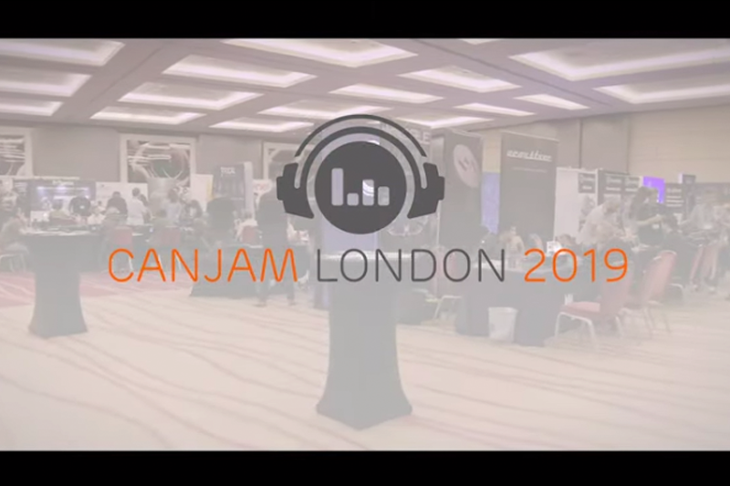 Westone at Can Jam London 2019
