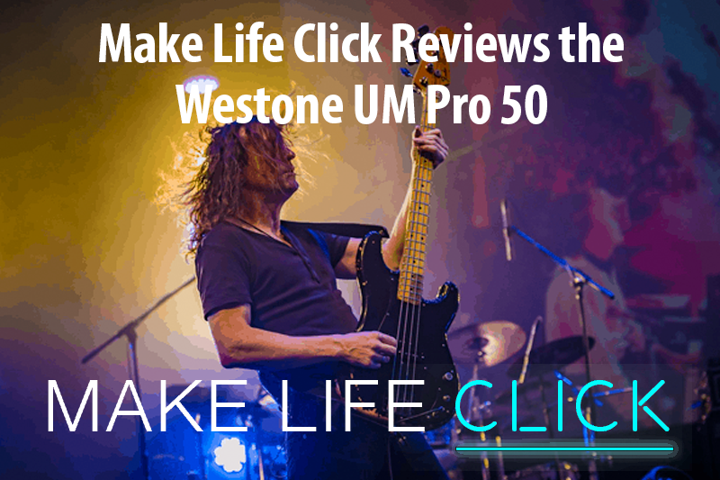Make Life Click Reviews the UM Pro 50